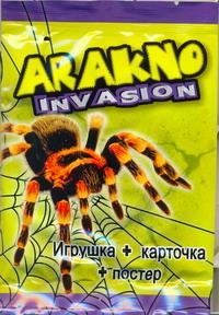 """Пауки ARAKNO"" (1бол.кор.=24 мал.корх16 шт) - фото 1"