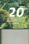 Шиканян Т.Д. - 20 лучших подмосковных садов обложка книги