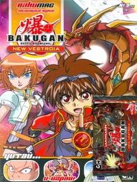 BAKUGAN.Журнал №9(12)/2011