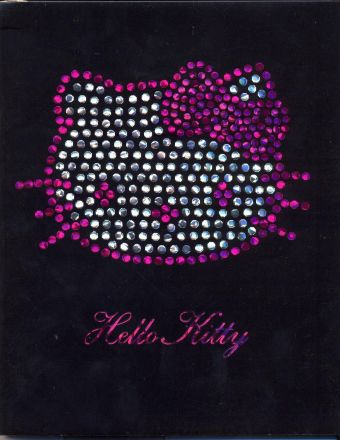 Hello Kitty (Glamur), 96, клетка/5, 60/225, скоба