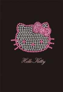 Hello Kitty (Glamur), 96л, клетка/5, 60/225, гребень