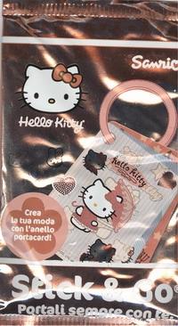 Hello Kitty Stick &  Go Супер-аксессуар!(1бол.кор=16мал.кор Х 24 шт)