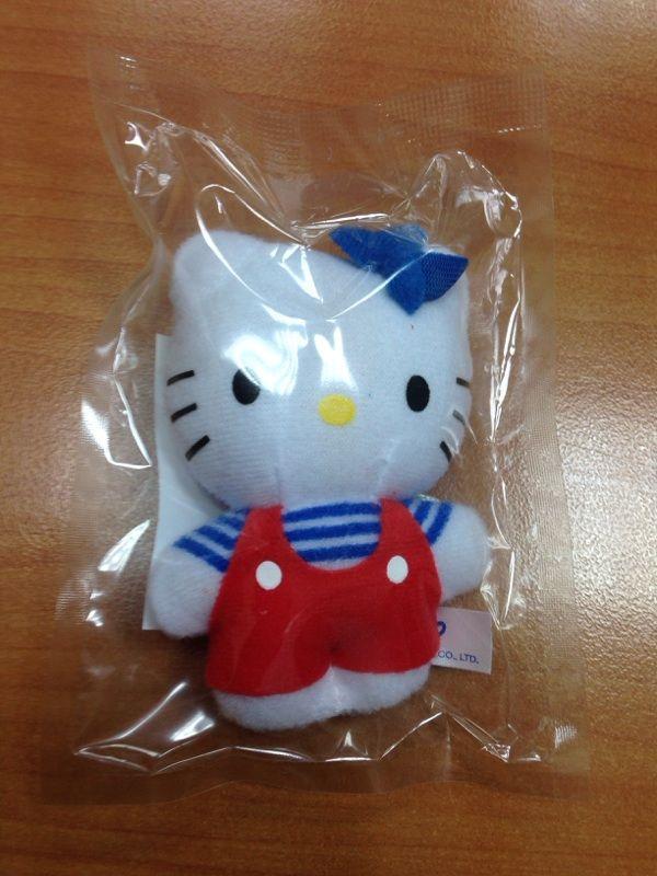 Мини товар. Hello Kitty.Игрушка мягкая