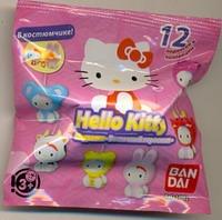 Hello Kitty.Подвески.Восточный гороскоп (1 бол.кор.=12 мал.кор.х24 шт.)