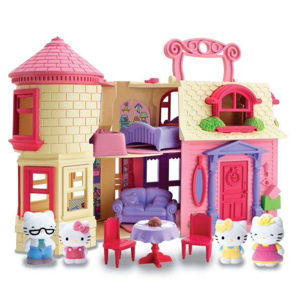 "HK.003897.Игровой набор Hello Kitty ""Счастливый домик"""