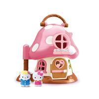 """HK.003898.Игровой набор Hello Kitty """"Уютный домик-грибочек"""""""