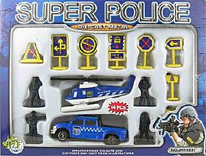 K.DCS.(OLD) Набор.Полиция.в кор.JH1123А