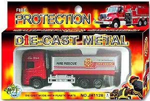 K.DCS.(OLD) Fire Protection.Пожарная машина.в кор.JH1128A
