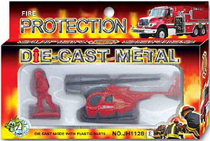 K.DCS.(OLD) Fire Protection.Пожарный вертолёт.в кор.JH1128Е