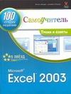 Пил Д. - Microsoft Excel 2003. 100 лучших советов и приемов для работы' обложка книги
