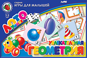 А.Лото(идм) 2328 Увлекательная геометрия 2328