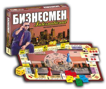 Наст.игр.:ТГ.игра экономическая. Бизнесмен арт.00079