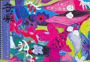 Альбом 40л-55002 Цветы(спир)