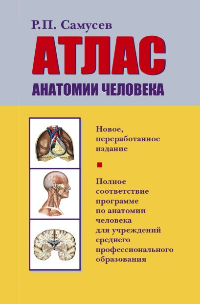 Атлас анатомии человека - фото 1