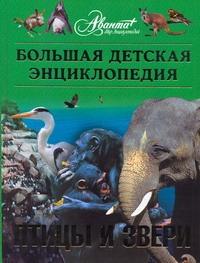 Большая детская энциклопедия. Птицы и звери Вильчек Г.