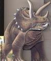 Динозавр трицератопс Собе-Панек М.В.