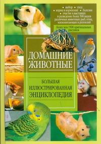 Чибисова О.И. - Домашние животные обложка книги