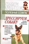 Давыденко В.И. - Дрессируем собаку' обложка книги
