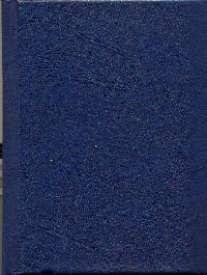 Ежедн.А6 Балакрон,синий-47285