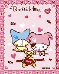 Зап.кн.А6.Barcode Kitties-48179 дут/К