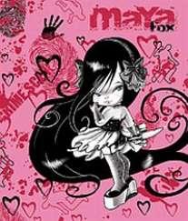 Записная книжка.А6 64л.Maya Fox-48281/К