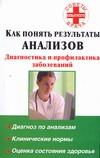 Милюкова И.В. - Как понять результаты анализов. Диагностика и профилактика заболеваний' обложка книги