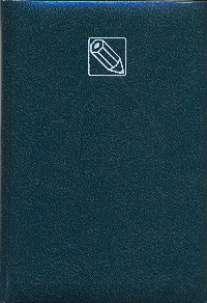 КИ Зап.кнА5зелMADRID-48249
