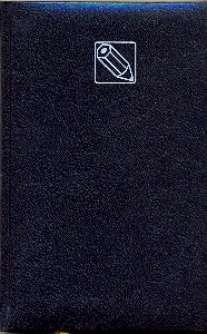 КИ Зап.кнА5т-синMADRID-48248
