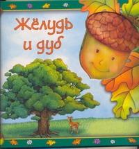 Книжка-игрушка СзаС Желудь и дуб Фроб Лори
