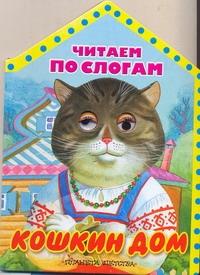Кошкин дом. Читаем по слогам Васильев Н.А.