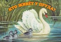 Карганова Е.Г. - Кто живет у пруда? обложка книги