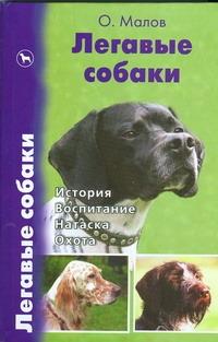 Легавые собаки Малов О.Л.