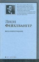Фейхтвангер Л. - Лисы в винограднике' обложка книги