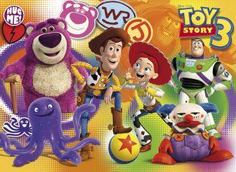 CLem.Дисней.Пазл. 104эл. 3Д.20039 История игрушек 3. Вуди с друзьями