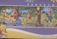 Clem(OLD).Пазл. 160К.28029пан.Винни Пух