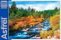Пазл.2000А.10860 Горная река