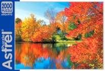 Пазл.2000А.10861 Озеро осень