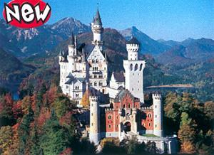Clem(OLD).Пазл.2000К.32535 Бавария