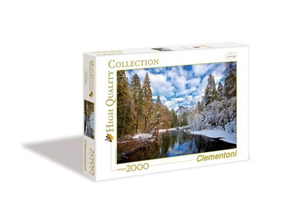 CLem.Пазл. 2000эл. Классика.32538 США, Национальный парк Йосемити