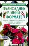 Палисадник в мини-формате Мальцева З.Т.