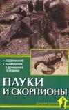 Чегодаев А.Е. - Пауки и скорпионы' обложка книги