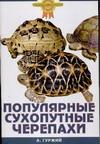 Гуржий А.Н. - Популярные сухопутные черепахи' обложка книги