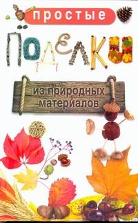 Жук С.М. - Простые поделки из природных материалов обложка книги