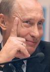 Путин В.В. Фотоальбом + 2DVD (Футляр)