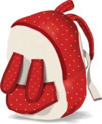 Рюкзак детский с собачкой,арт.99138