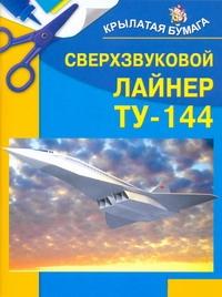 Сверхзвуковой  лайнер ТУ-144 Селютин И.Ю.