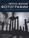 Миздал Ричард - Секреты черно-белой фотографии' обложка книги