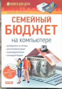 Семейный бюджет на компьютере Скоробогатов Александр