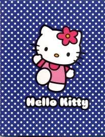 Тет.48л.лин.выб.лак.Hello Kitty(CB)36327