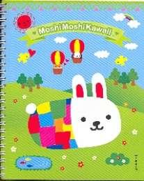 Тет-ГР.48л.кл.Кролик Моши-35474